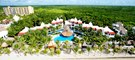 Exterior view of the nudist all inclusive resort | Hidden Beach | Mexico